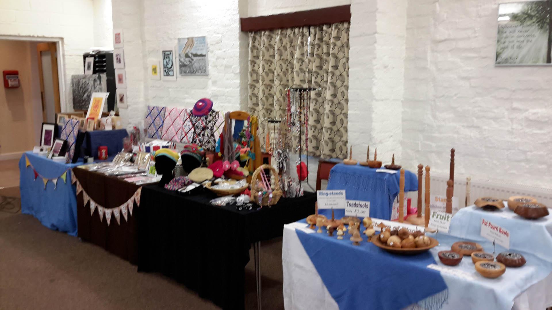2016 Barton Christadelphian Craft Fayre 10