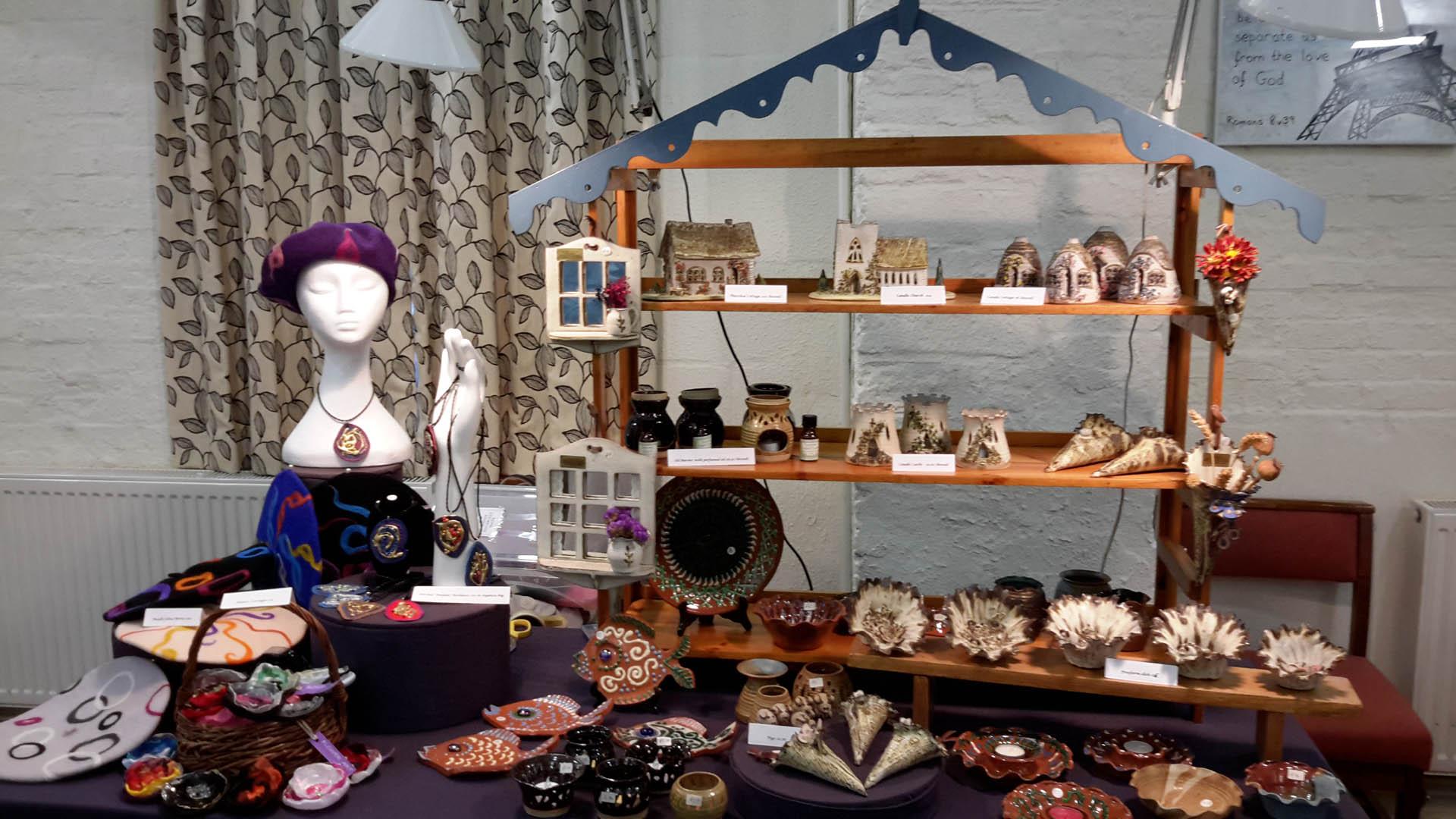 2016 Barton Christadelphian Craft Fayre 6